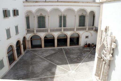 Imagen del Museu de Mallorca tras su rehabilitación.