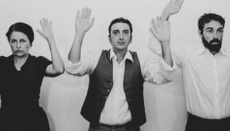 Salvador Oliva rinde homenaje en Manacor a las víctimas del fascismo con la obra 'Els Altres'