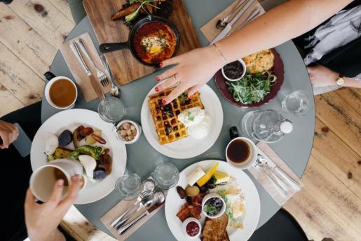 En Palma existen una gran variedad de locales en los que disfrutar del desayuno.