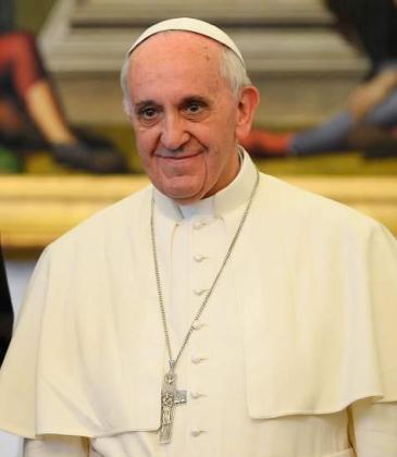 El pontífice ha comenzado su carta agradeciendo al obispo su «proximidad y afecto» con la población afectada.