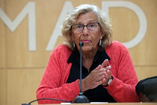 La alcaldesa de Madrid considera que «hay que reforzar las actitudes democráticas».