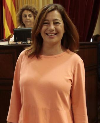 Francina Armengol, en una imagen de archivo.        FOTO BOTA