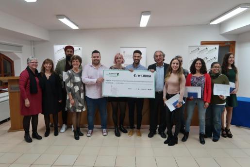 Los premios está dotados por primera vez con 1.000 euros.