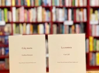 Los Premis Vila de Lloseta 2018 de poesía se presentan en Rata Corner