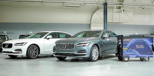 Volvo refuerza así su compromiso con un futuro 100 % eléctrico.