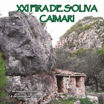 Caimari celebra su XXI Fira de s'Oliva.