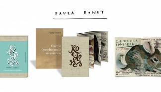 Paula Bonet presenta 'Roedores. Cuerpo de embarazada sin embrión' en Rata Corner