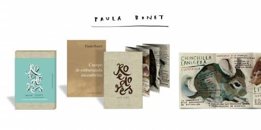 'Roedores. Cuerpo de embarazada sin embrión' es el título de la nueva obra de Paula Bonet.