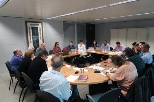 La Mesa sectorial de ocupación se ha reunido este martes.