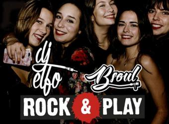 Noche de clásicos en el Rock & Play de Es Gremi con DJ Elfo, Bsoul y Dj Axel Honda