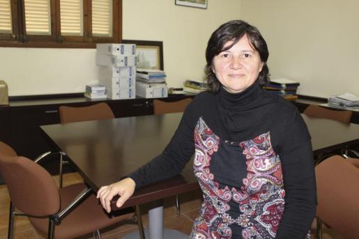 Caterina Mas, exalcaldesa de Petra.