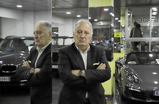 Tolo Salom afirma que la venta de coches usados baja un 30 % cada mes.