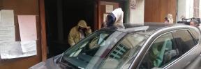 El abuelo de la bebé que murió olvidada en el coche reitera que se «despistó»