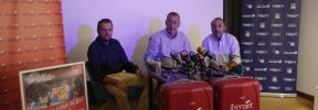 Guillem Boscana delega la representación del Iberojet en Jordi Mulet