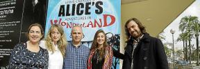 El Auditòrium de Palma, un 'País de las Maravillas' en inglés para Alicia