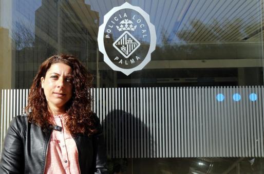 Angélica Pastor, regidora de Seguridad Ciudadana del Ayuntamiento de Palma.