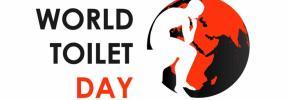 Cerca de 900 millones de personas no tienen acceso a un inodoro y el 60% de los excrementos no se trata