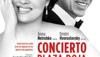 Artesiete Fan celebra el Día de la Música con el Red Square Concert de Moscú