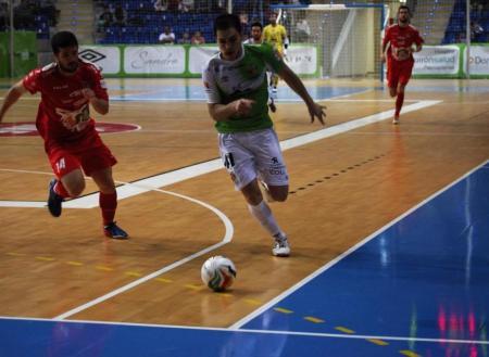 El Palma Futsal recupera su mejor versión y el liderato