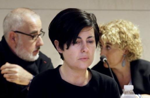 La madre de Asunta, en una imagen captada durante el juicio en el que fue condenada a 18 años de prisión.