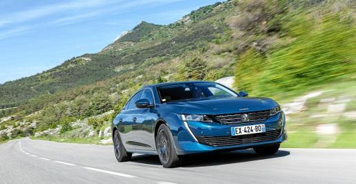 El nuevo Peugeot 508 desembarca de lleno en  el segmento D con la intención de revolucionar códigos estéticos, expectativas, niveles de calidad y prestaciones