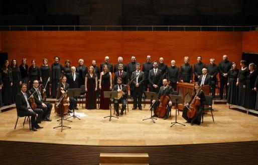 Carles Ponseti dirige al Studium Aureum-