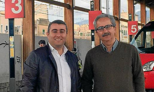 El alcalde Moreno se queda con el área de Hisenda, que ayer dejó Garcia.
