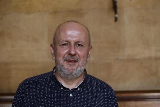 El presidente del Consell, Miquel Ensenyat.