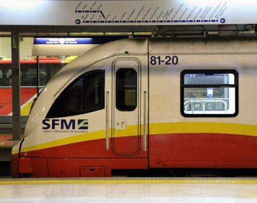 Los Serveis Ferroviaris de Mallorca atienden a la petición del Ajuntament de Santa Maria.