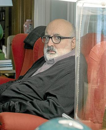 El escritor Valentí Puig.