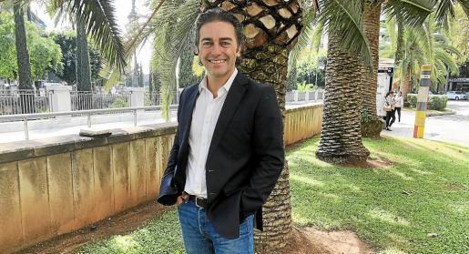 José María Moreno, director de orquesta.