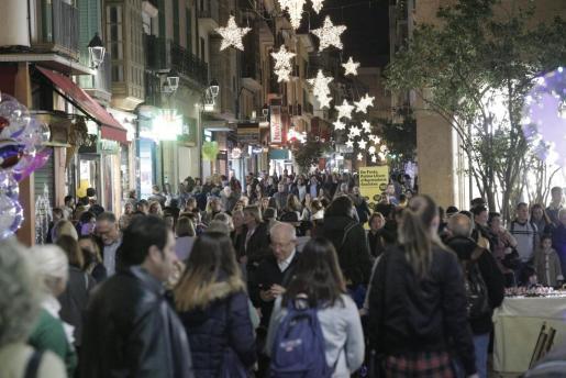 El objetivo de la campaña es dinamizar las calles y los comercios de la ciudad.