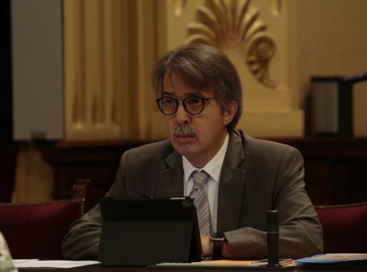 El portavoz de Ciudadanos (Cs) Baleares, Xavier Pericay.