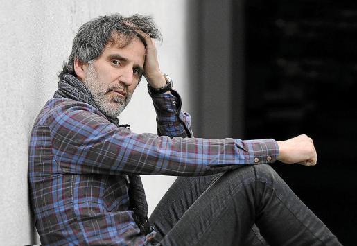 El cantante y compositor Mikel Erentxun, quien actuará en el Auditórium de Palma.