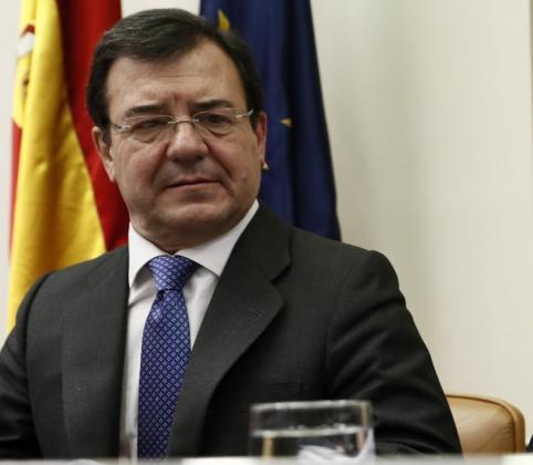 El diputado del Partido Popular, Francisco Molinero Hoyos, en una imagen de archivo.