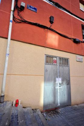 La víctima recibió una puñalada en la confluencia de la calle de Desmonte con la de Cuenca en Alcorcón, según informó el servicio de Emergencias 112 de la Comunidad de Madrid.