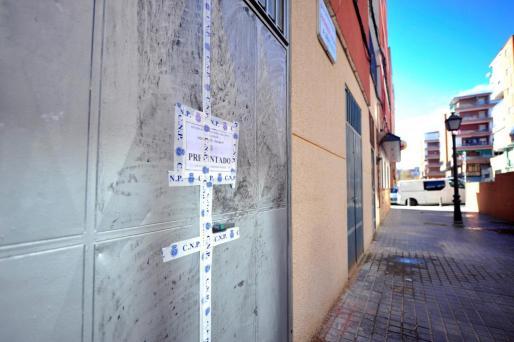 La víctima recibió una puñalada en la confluencia de la calle de Desmonte con la de Cuenca en Alcorcón.