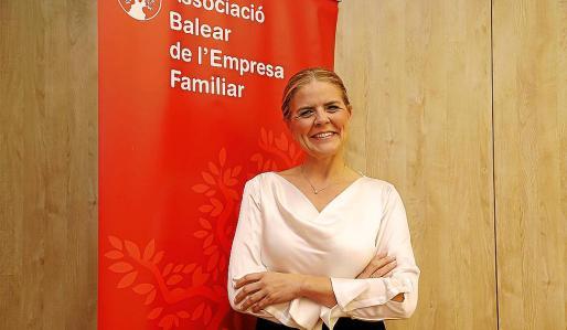 Esther Vidal quiere impulsar el papel relevante de las empresas familiares.