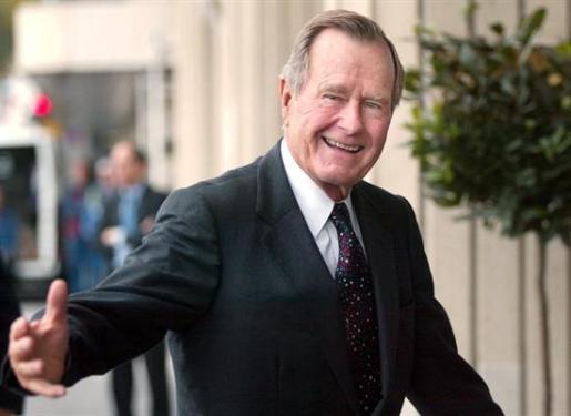 George Bush Bush murió ocho meses después de que lo hiciera su esposa, la ex primera dama Barbara Bush, con la que estuvo casado 73 años.