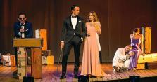 Teatro en Mallorca: Desembarca en Palma la versión más «sensual» de 'Muerte en el Nilo'