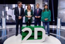 Candidatos elecciones andaluzas