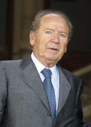 Fotografía de archivo del 29/07/2011 del expresidente del FC Barcelona José Luis Núñez.