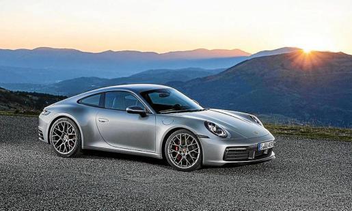 Se presentó en Los Angeles la octava del icónico Porsche 911.