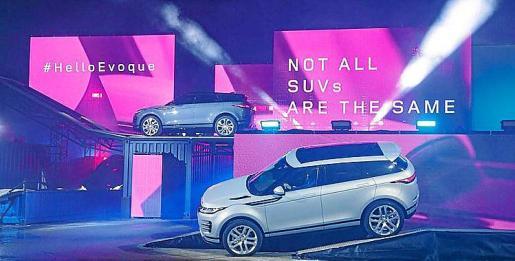 El Nuevo Range Rover Evoque establece nuevos estándares en su segmento.