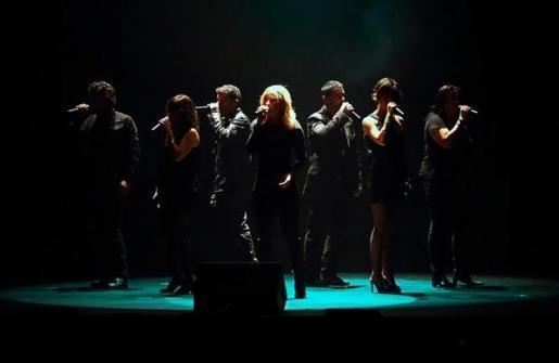 Los conciertos de la formación vocal Cap Pela son un clásico de la Navidad en Mallorca.