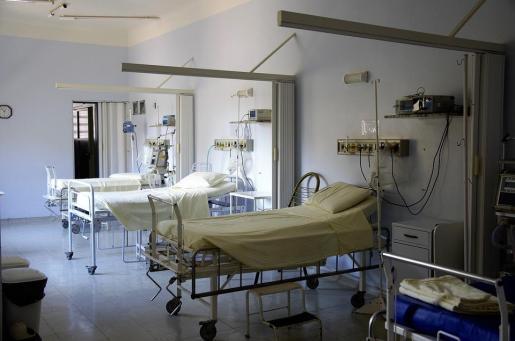 La paciente entró en urgencias el mediodía del 15 de noviembre.