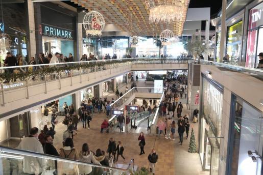 Este sábado 8 de diciembre es día de apertura comercial en Mallorca.