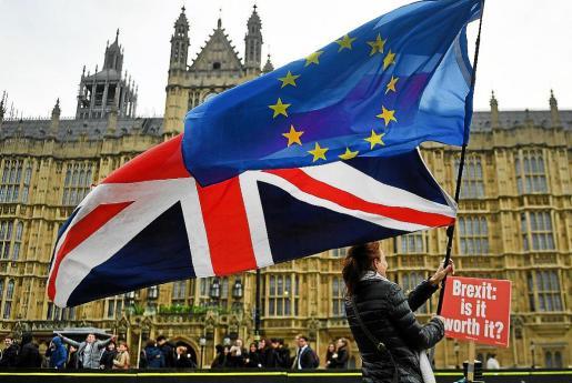 El futuro del 'Brexit' se dilucidará el día 11 en el pleno del Parlamento británico.