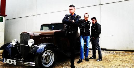 La formación Black Cats presenta su nuevo disco en Palma.