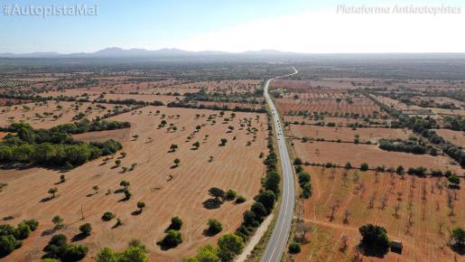 Los cambios en el proyecto de la autopista a Campos no retrasarán el plazo de ejecución.